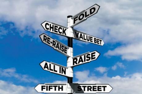 Покер стратегия: Какво е стойностен залог (Value bet)