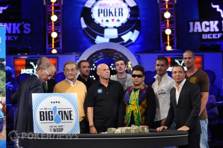 WSOP paziņo par satelītiem uz The Big One for One Drop