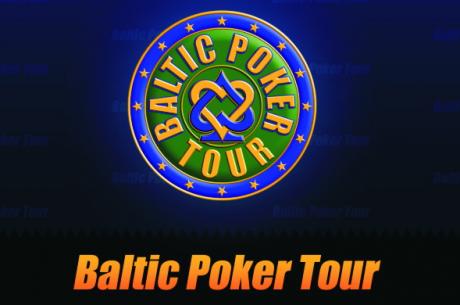 Tulekul Baltikumi suurim pokerifestival - Baltic Poker Tour