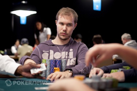 PokerNews Background Check - Alexander Kostritsyn