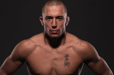 UFC Champion Georges St-Pierre Joins Team 888; Will Play 2012 WSOP Main Event
