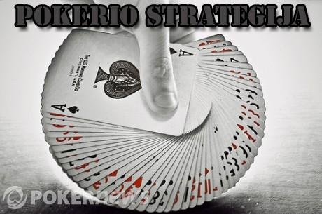 Strategijos pradžiamokslis: Super-Turbo Sit&Go turnyrai