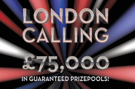 London Calling Festival Starts Today: £75,000 in Guarantees!