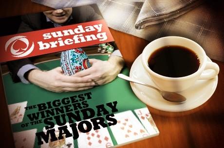 """""""Sunday Majors"""": Velykinių turnyrų apžvalga, geriausias rezultatas - $16,962"""