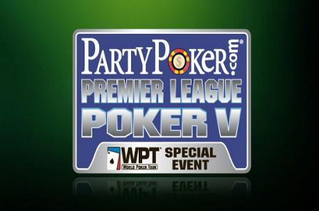 Ορίστηκε το τελικό τραπέζι του PartyPoker Premier League V
