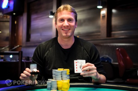 Scott Stanko Wins World Series of Poker Circuit Horseshoe Council Bluffs