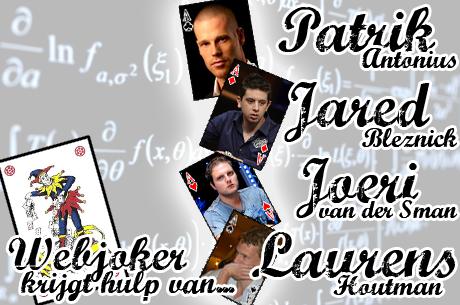 Webjoker krijgt hulp met PLO van Antonius, Bleznick, Houtman en Van der Sman (deel 4)