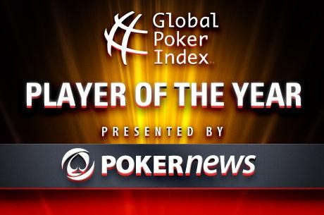Duhamel Continua na Liderança do Global Poker Index Player of the Year