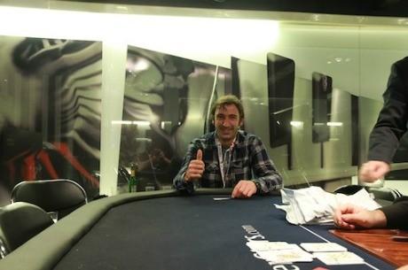 Finaliza el Día 1A del Main Event del Campeonato de España de Poker (CEP) en San Sebastián