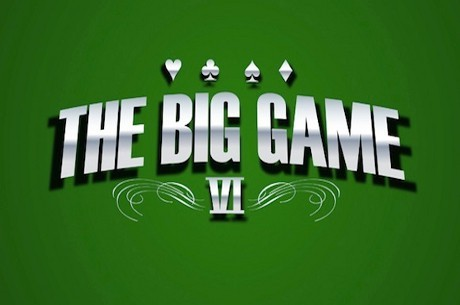 O Party Poker Big Game VI Está em Altas