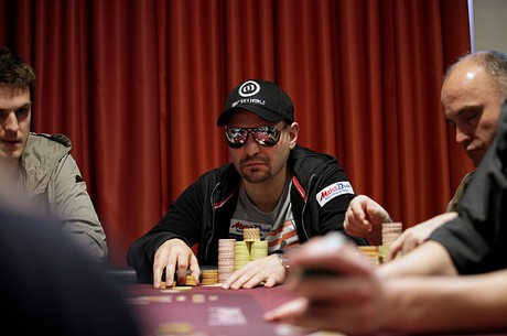 Roberto Romanello In The Last 21 Of WPT Vienna Main Event!
