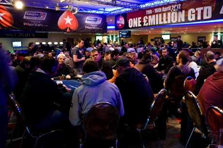 UKIPT Nottingham Day 2: Iqbal Ahmed Runaway Chip Leader, Chris Brammer In Top 10