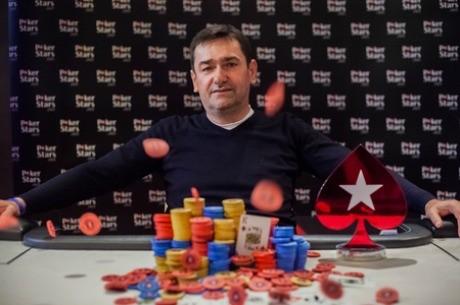 Alija Filipovic se proclama ganador del PokerStars.net Eureka Poker Tour de Zagreb