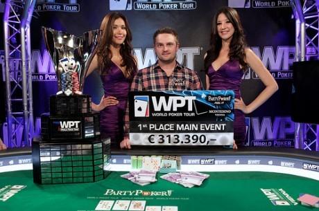 Morten Christensen:WPT Vienna 新科冠军