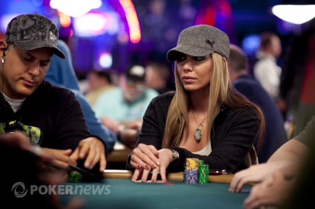 Black Friday Chronicles: Christina Lindley Remains Fully Committed to Poker