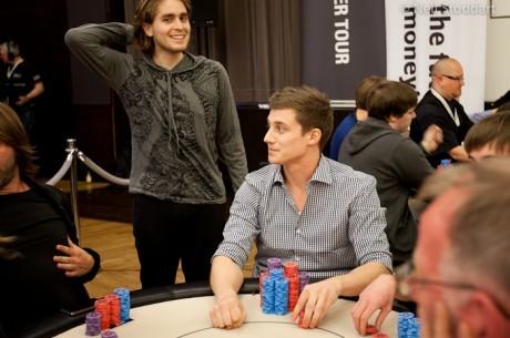 European Poker Tour Berlin Dzień 2: Anton Wigg Liderem, Tomasz Krzesiński w kasie