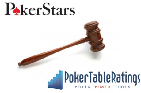 PokerTableRatings deja de ofrecer información sobre jugadores de PokerStars