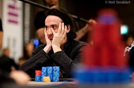 PokerStars.com EPT Berlin 4. nap: Davidi Kitai vezet