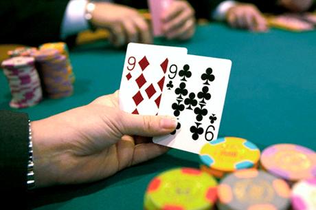Хитрости игры с «карманной парой средней величины»...