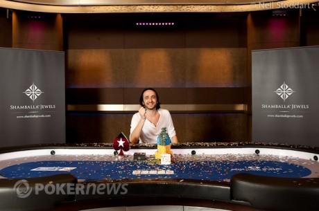 Давиди Китаи - чемпион Главного события PokerStars European...