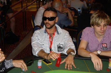 Chipleader a 2. napon Majka a Marbella Poker Festivalon
