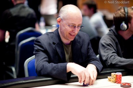 PokerStars un Monte-Carlo® Casino EPT Grand Final Super High Roller Day 1: Shakerchi vadībā