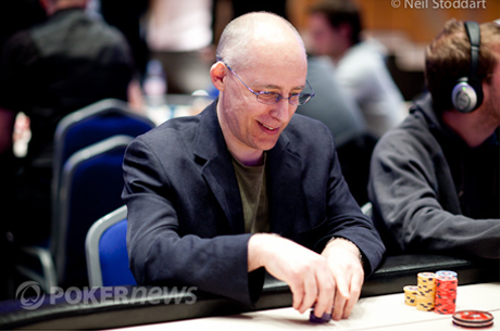 EPT Grand Final Monte Carlo €100,000 Super High Roller - Talal Shakerchi liderem