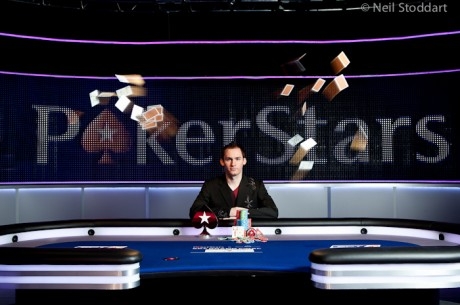 Justin Bonomo vant PokerStars og Monte-Carlo® Casino EPT Grand Final Super High Roller