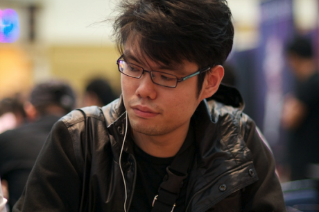 PokerStars.net APPT Cebu Main Event: Han Ruo Goh liderem