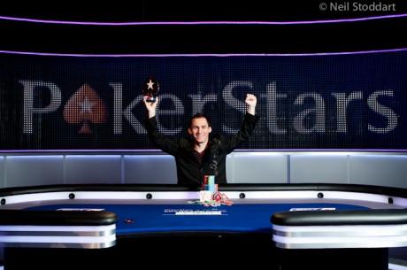 Justin Bonomo vinder €100.000 Super Highroller!