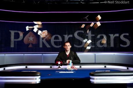 Джастин Бономо – победитель PokerStars EPT Grand Final Super High...