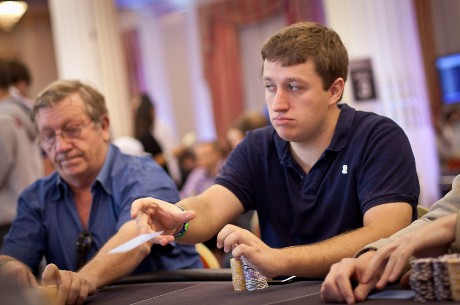 PokerStars and Monte-Carlo®Casino European Poker Tour Grand Final Day 1a: John Eames Third In...