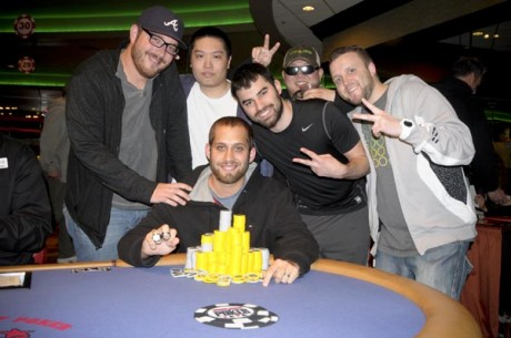 WSOP Circuit Harrah's St. Louis Main Event Champ Tripp Kirk on his Win and More