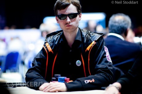 PokerStars and Monte-Carlo®Casino EPT Grand Final Day 1a: Кабрхель лідирує