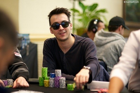 PokerStars.net Asia Pacific Poker Tour Cebu Dzień 1b: Antonio Martins liderem