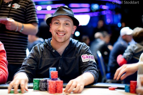 PokerStars and Monte-Carlo® Casino European Poker Tour Grand Final Dia 1b: Yunis na Frente