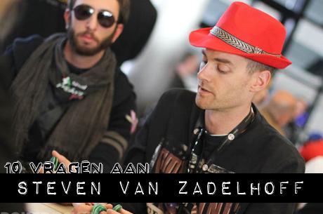 10 Vragen aan: Steven van Zadelhoff