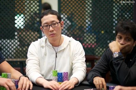 2012 PokerStars.net APPT Cebu Dzień 1c: Sang Yong Lee liderem