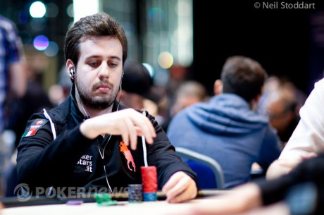 PokerStars and Monte-Carlo®Casino European Poker Tour Grand Final Day 2: Max Martinez Leads
