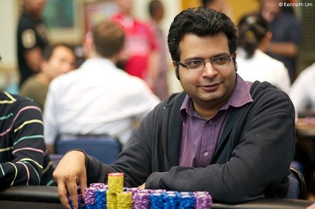 2012 PokerStars.net APPT Cebu Day 2: O Amit Varma μπροστά στους...