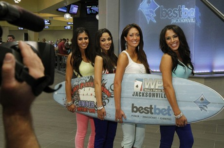 World Poker Tour Jacksonville BestBet Open Day 1b: Chabane in Front; Elias Leads Overall