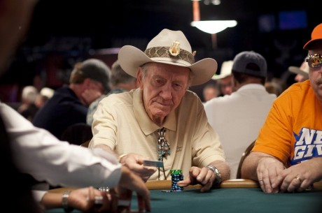 El poker pierde a uno de los más grandes, murió Amarillo Slim