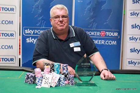 Colin Napier Wins Sky Poker Tour Cardiff Leg