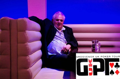 Albert Sapiano Wins 2013 GUKPT Thanet