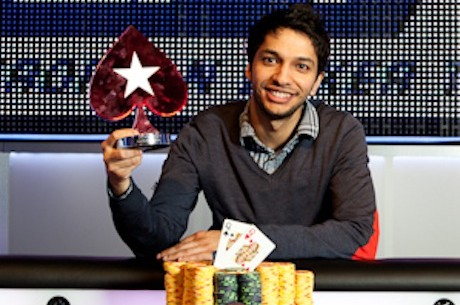 Mohsin Charania Wins PokerStars and Monte-Carlo® Casino European Poker Tour Grand Final