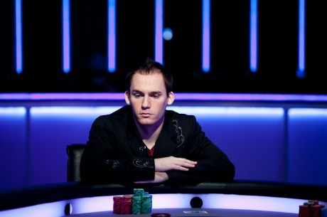 PokerStars and Monte-Carlo®Casino EPT Grand Final €25,000 High Roller Day 2: Bonomo führt