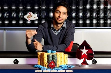 Mohsinas Charania triumfuoja PokerStars ir Monte-Carlo® Casino EPT Didžiajame finale