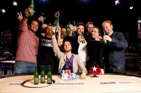EPT Monte Carlo High Roller: Negreanu zdolán Kurganovem
