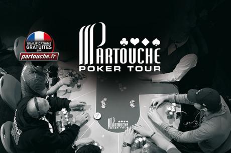 Partouche Poker Tour sesong 5 oppsettet