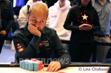"Negreanu mot ""rUaBot"" ved PokerStars Limit Hold'em Challenge"